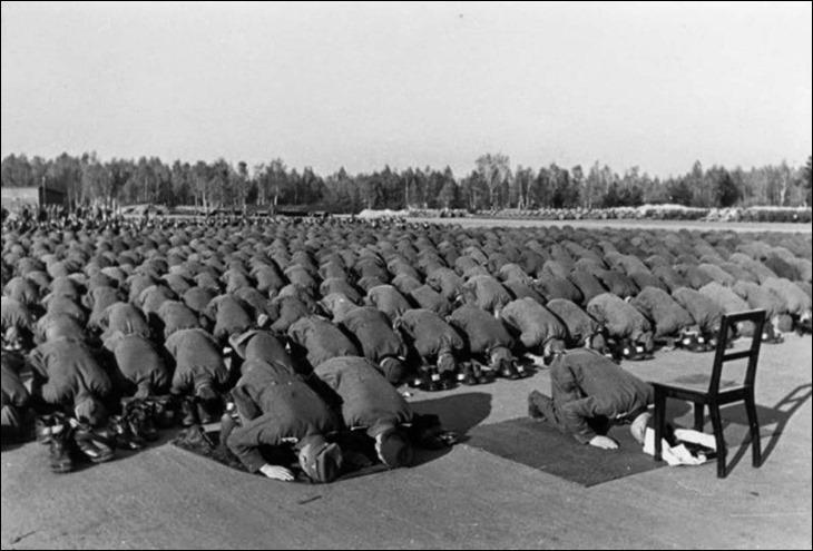Muçulmanos - Segunda Guerra Mundial