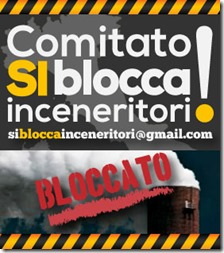 Blocca inceneritori