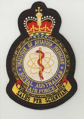 RAAF Institute of Aviation  Medicine crown.JPG