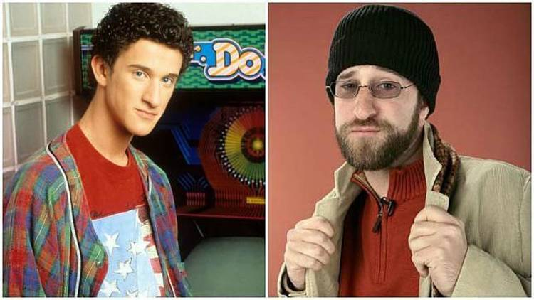 Screech era Dustin Diamond