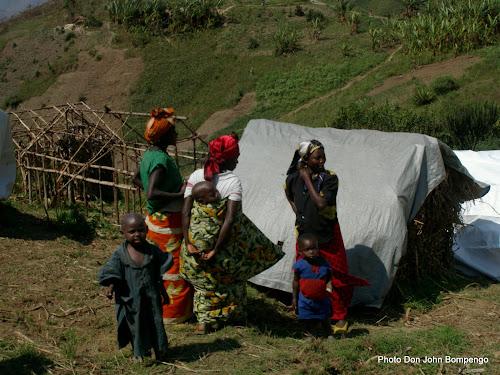 Ituri : environ 20 000 déplacés internes enregistrés à Bunia, selon OCHA