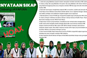 Beredar Ajakan Demo, Lukas Enembe ; Itu Tak Benar, HMI Jayapura Minta PB Tindak HMI Cabang Jakarta