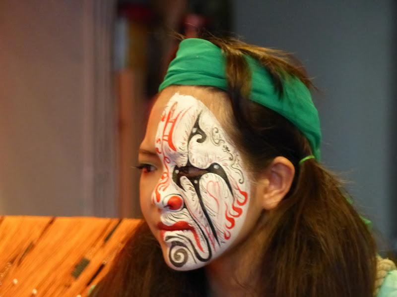 Taipei. Maquillage au Thinker s theater à Di Rua jie 迪化街 - maquillage1%2B018.JPG