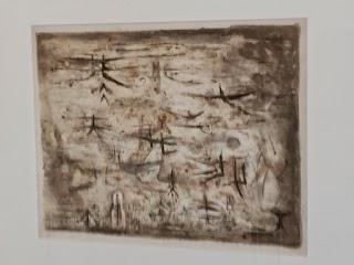 Ciel de Paris de Zao Wou-Ki au Musée d'art de Pully