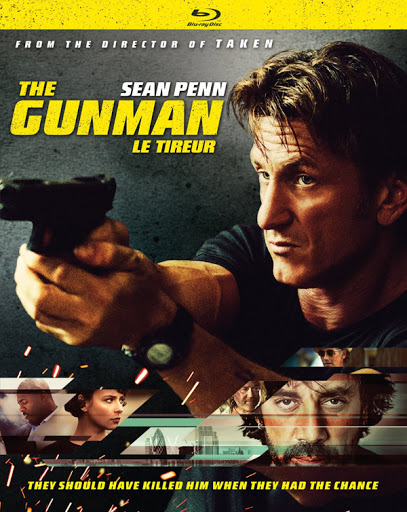 The Gunman (2015) กันแมน คนเหี้ยมคืนสังเวียนฆ่า