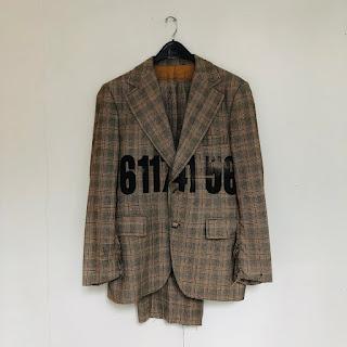 Libertine Plaid Suit