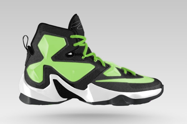 NIKEiD LeBron 13 Lake Erie Goes Live for 245