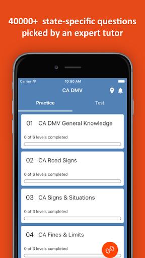 DMV Permit Practice Test 2019 Edition download 1