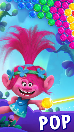 DreamWorks Trolls Pop - Bubble Shooter 1.2.0 screenshots 1