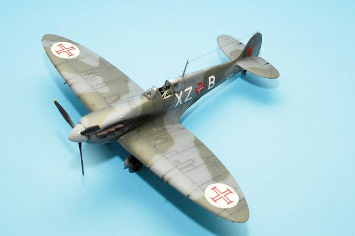 Supermarine Spitfire Mk.I - Tamiya - 1/48 - CONCLUÍDO - Página 3 Final_13