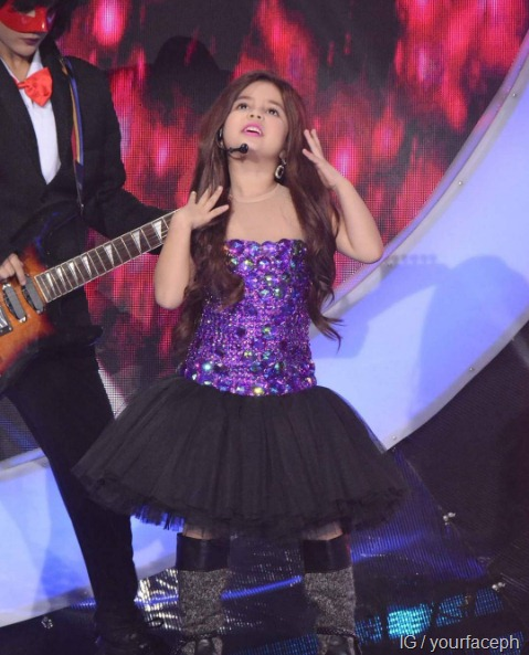 YFSF Kids - Xia Vigor as Selena Gomez
