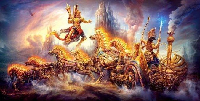 Guerra entre Impérios Rama e Atlantis 03