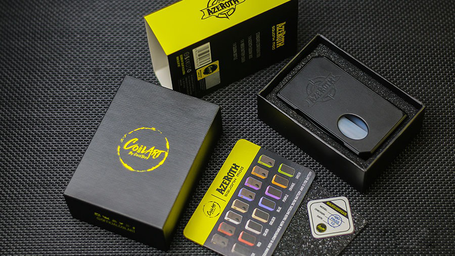 CoilART Azeroth Box Mod 02