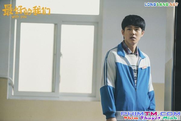 """Không còn là """"Dư Hoài"""" ngây thơ, Lưu Hạo Nhiên trầm mặc trong phim mới - Ảnh 4."""