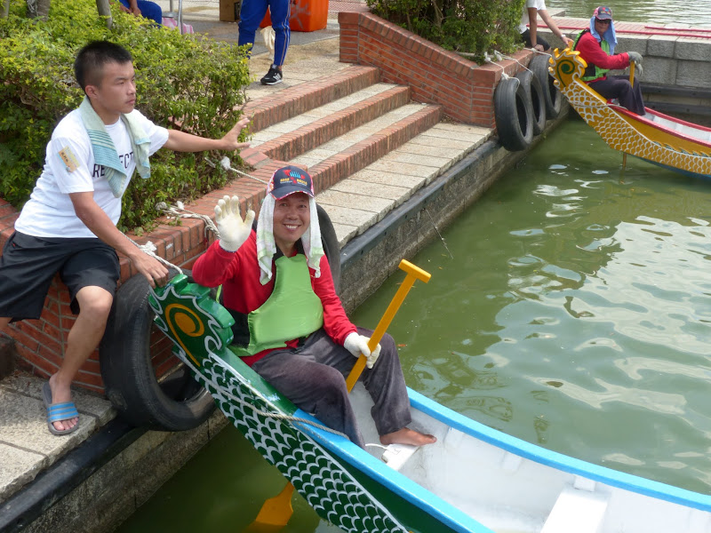 Dragon boat festival à Longtan ( Taoyuan) - dragonboat%2B120.JPG