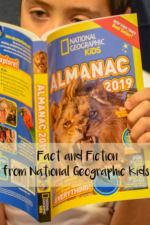 Facts and Fiction from National Geographic Kids