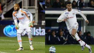Sélection algérienne: 5 internationaux ont changé de clubs, M'bolhi et Ghezzal dans l'expectative