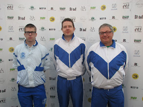 Photo: Coaches - Finland. Photo: Bengt Svensson