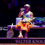 STUTTGART, GERMANY - APRIL 20 : Angelique Kerber in action at the 2016 Porsche Tennis Grand Prix