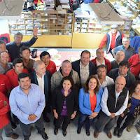Conversatorio trabajadores Correo de Chile Ñuñoa