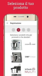 Ricette Kenwood Club - Android Apps on Google Play