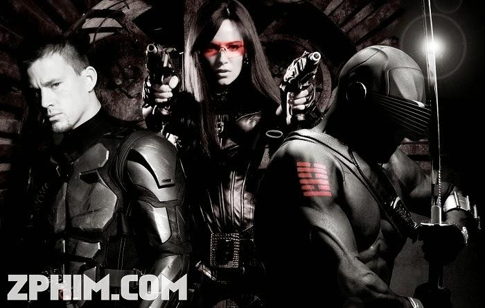 Ảnh trong phim Biệt Đội G.I. Joe: Cuộc Chiến Mãng Xà - G.I. Joe: The Rise of Cobra 1