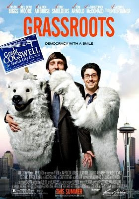 Filme Poster  Grassroots DVDRip XviD & RMVB Legendado