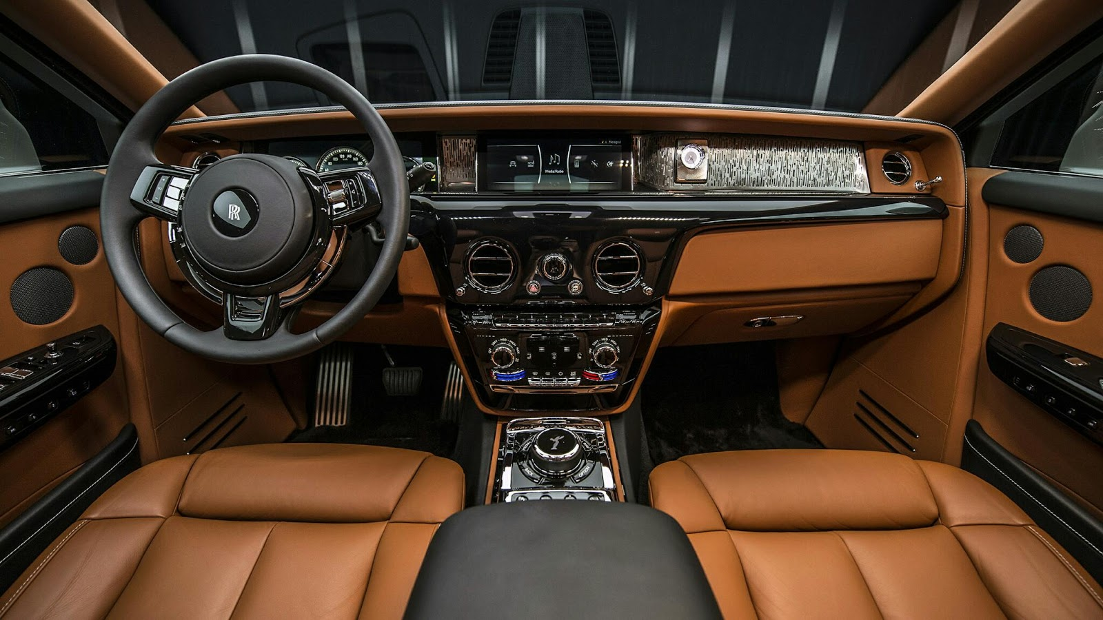 2018 Rolls Royce Phantom Viii Unveiled