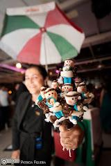 Foto 2832. Marcadores: 23/04/2011, Bouquet, Buque, Casamento Beatriz e Leonardo, Fotos de Bouquet, Fotos de Buque, Rio de Janeiro