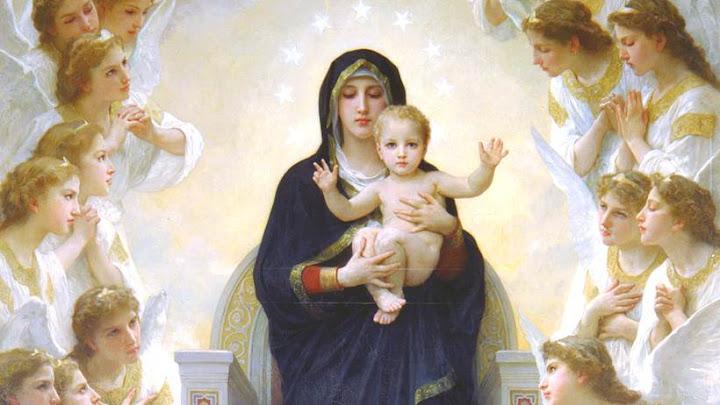 Ghi nhớ và suy niệm trong lòng (01.01.2020 – Thánh Maria, Mẹ Thiên Chúa - Lễ Trọng )