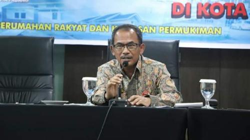 Dinas PERKIM Rancang Perwako Pengelolaan Pembangunan Perumahan di Kota Padang