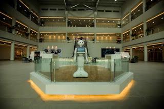 ROBOTICS GALLERY PRICE OF TICKET SCIENCE CITY SOLA AHMEDABAD