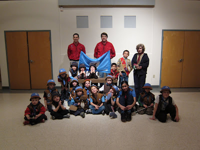 36th Ottawa Beavers 2011-12