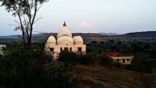 Yogiraj Temple Degaon Pune1