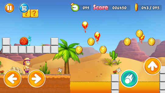 Super Jake's Adventure – Jump & Run! Apk Download For Android 4