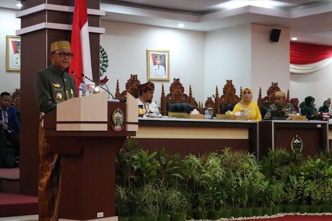 Zikir Bersama Awali Hari Jadi Sulawesi Selatan ke 350