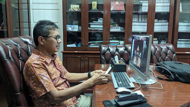 Irwan Prayitno: Merdeka Belajar Untuk Kenyamanan dalam PBM