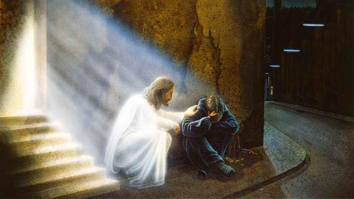 Chúa ở bên Tôi