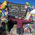 Thorong La Pass, 5416 m