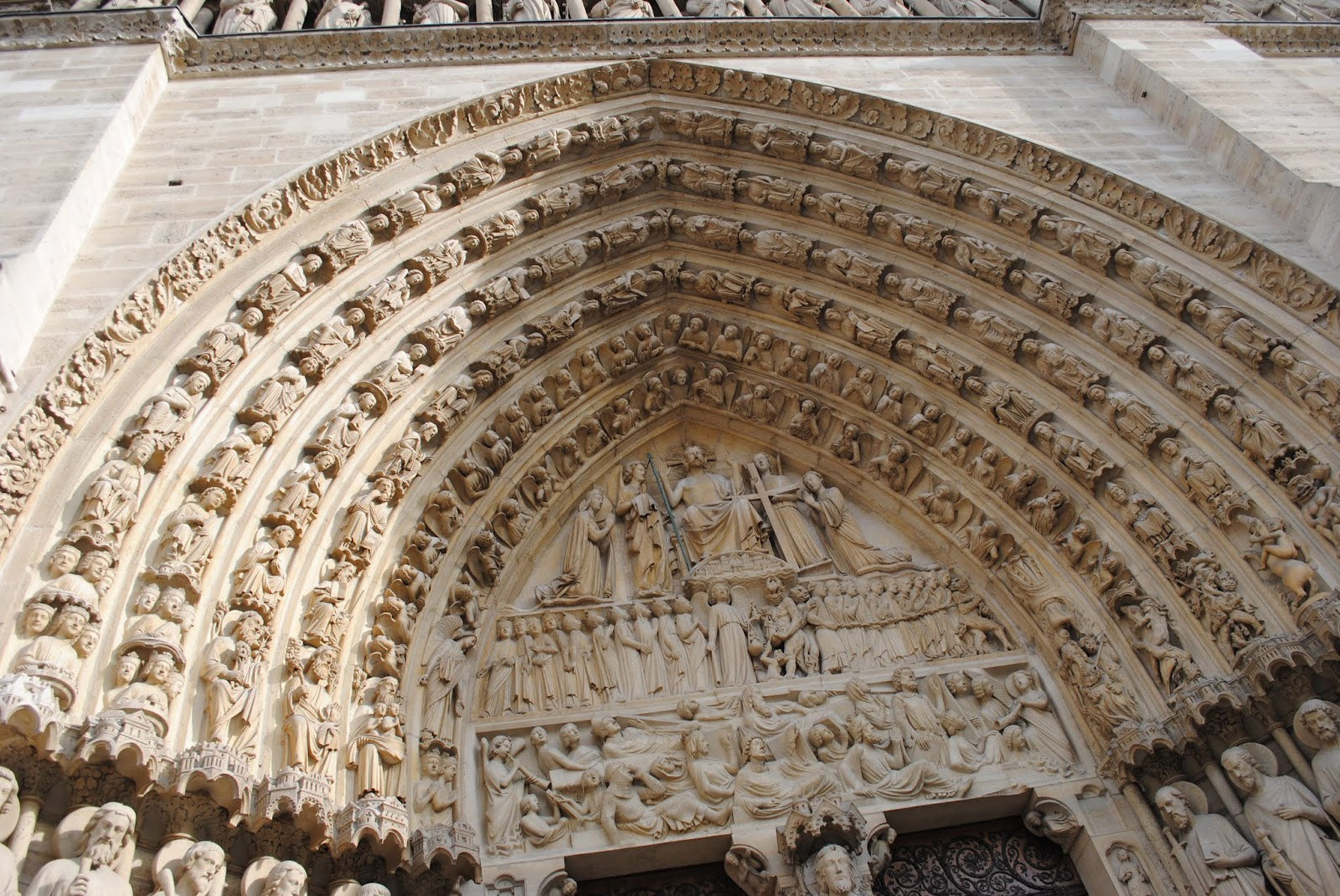 My Photos: France -- Paris -- Cathedral de Notre Dame
