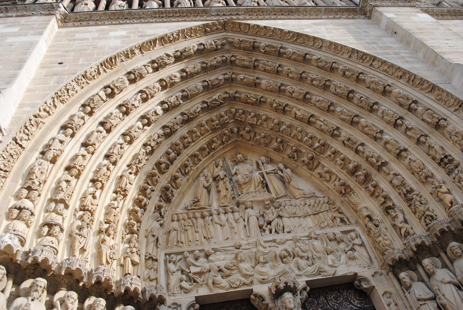My Photos: France -- Paris -- Cathedral de Notre Dame