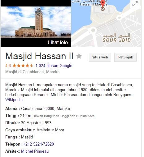 Fakta Maroko Yang Mungkin Belum Kamu Ketahui  68 Fakta Maroko Yang Mungkin Belum Kamu Ketahui