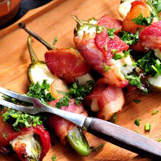 Chevre & Bacon Jalapeno Poppers