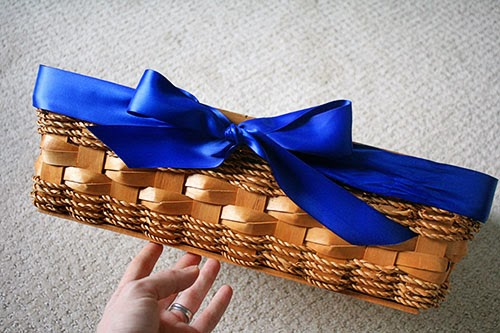 The redheaded stepchild babys first collaborative easter basket next in the basket books there were books from his grandparents and aunt uncle and cousin with nods to easter with the bunny and egg negle Gallery