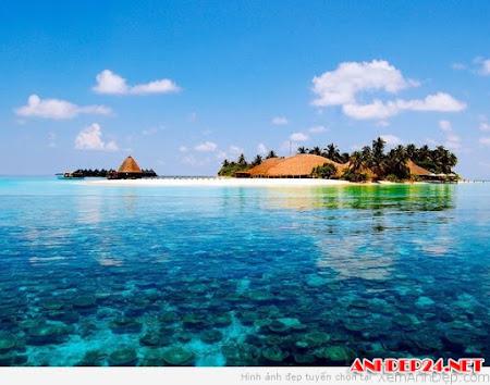 Những bãi biển đẹp nhất thế giới