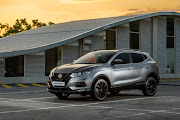 The new Nissan Qashqai Midnight Edition.