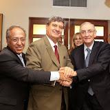 Firma de convenios USIL y universidades de Puerto Rico