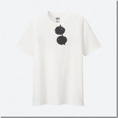 UNIQLO X PEANUTS MEN T SHIRT - JOE COOL IS ON THE WAY 01