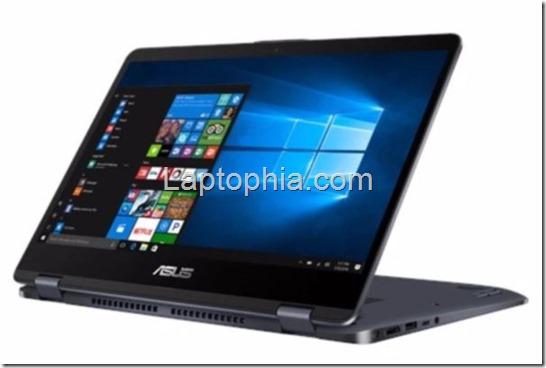 Harga Spesifikasi Asus VivoBook Flip 14 TP410UA EC301T