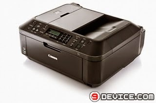 pic 1 - how you can save Canon PIXMA MX410 lazer printer driver